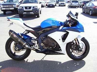 Suzuki : GSX-R 2011 suzuki gsx r 1000 low miles loaded w accessories