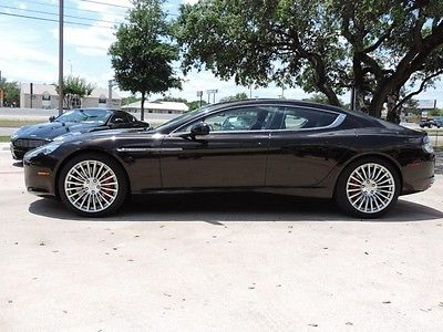 Aston Martin : DB9 Base Sedan 4-Door 2012 aston martin rapide reduced to sell