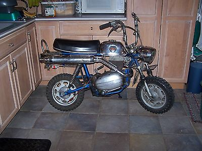 Benelli : Volcano 1970 benelli volcano 180 cc mini bike motorcycle nice condition vintage