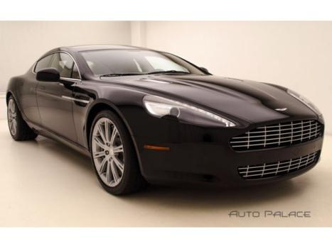 Aston Martin : Other Base Sedan 4-Door CLEAN CARFAX! FLORIDA VEHICLE! V12! IMMACULATE CONDITION!