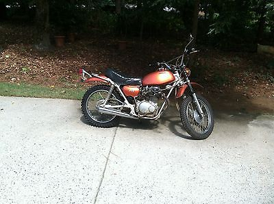 Honda : Other 1971 honda sl 350 motorcycle 10 647 miles has not been started in 4 5 years
