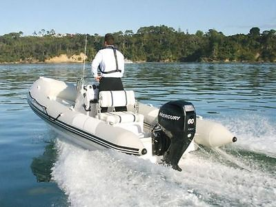 2015 Atomix 17 FT RIB 500 MERCURY 60 HORSEPOWER FOURSTROKE NEW