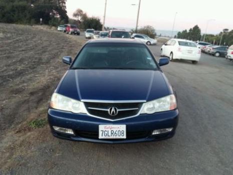 Acura : TL TL=S 2002 acura tl type s sedan 4 door 3.2 l