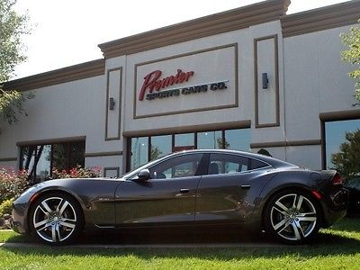 Fisker : Karma EcoSport EcoSport, Only 3300 One Owner Miles, LIke New!