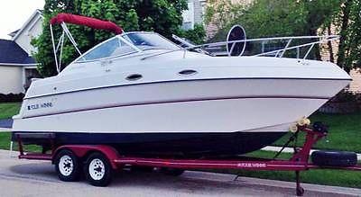 1996 Four Winns 24' Vista Cruiser