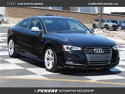 Audi : S5 2dr Coupe Automatic Premium Plus 2 dr coupe automatic premium plus new automatic gasoline 3.0 l v 6 cyl brilliant bl