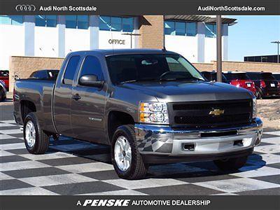 Chevrolet : Silverado 1500 One Owner, AWD, Warranty, Financing 2013 silverado 4 wd 6 k miles satelitte radio cloth interior non smoker