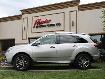 Acura : MDX w/Tech, Advance and Entertainment Package Advance Tech and Entertainment Packages, One Owner, New Tires Only 47,000 Mi.