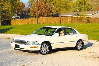 Buick : Park Avenue ONE OF A KIND GRANPA CAR VLERY CLEAN 68K ORIGINAL MILES CERTIFIED PRE OWNED V 6