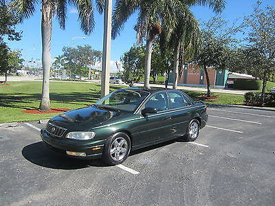 Cadillac : Catera CATERA 2001 cadillac catera clean florida car only 41000 miles like new make offer now