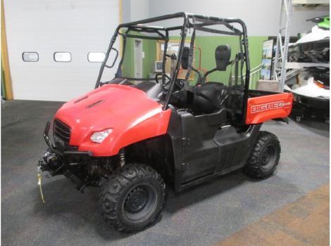 2009 Honda Big Red MUV