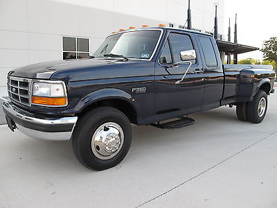 Ford : F-350 XLT 1993 ford f 350 dually automatic 7.5 l v 8 only 55 k original miles rare find
