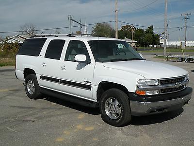 2001 Chevy Suburban Lt Cars For Sale