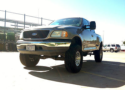 Ford : F-150 XLT 2001 ford f 150 extended cab procomp suspension lift custom sound system