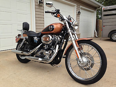 Harley Davidson Sportster Xl1200 Anniversary Motorcycles For Sale