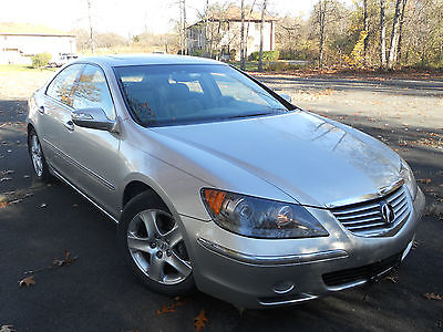 Acura : RL Tech All Wheel Drive, Heatd Leathr Seats, Nav, Rear Window Screens, Blue Tooth, 3.5L