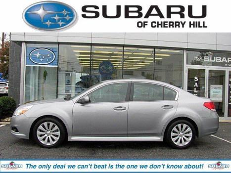 2010 subaru legacy 2 cars for sale for Cherry hill motor vehicle inspection