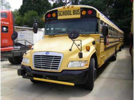 2008 Blue Bird Bus VISION