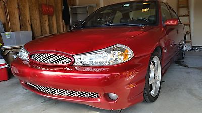 Ford : Contour SVT Sedan 4-Door 1998 ford contour svt w 3.0 plus extras