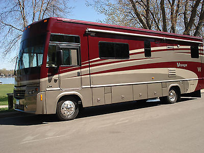 2008 Winnebago Voyage 32 ft. Motorhome