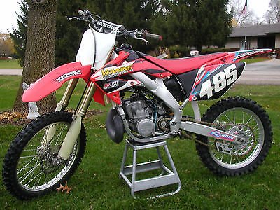 Honda : CR AFC Cr250 Conversion