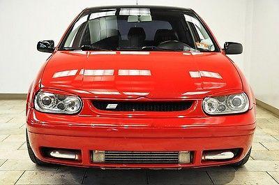 Volkswagen : Golf 1.8T 2000 volkswagen gti hatchback no accidents low miles warranty
