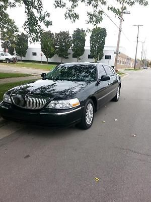 Lincoln Town Car Ultimate L Sedan 4 Door Cars For Sale