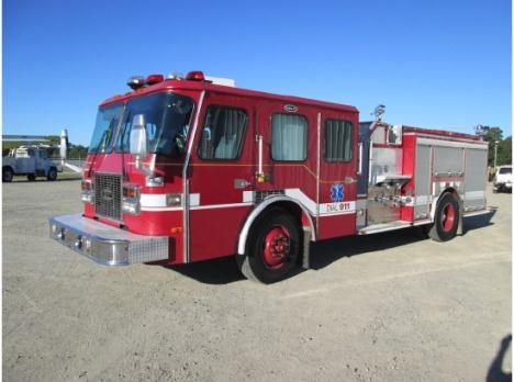1996 E-One FIRE TRUCK