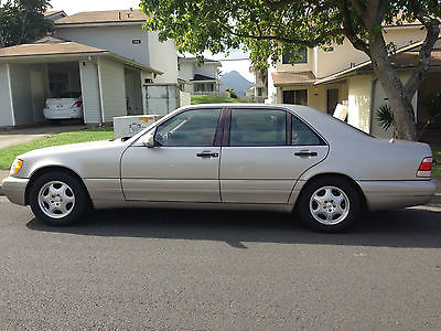 Mercedes-Benz : S-Class Base Sedan 4-Door 1998 mercedes benz s 500 base sedan 4 door 5.0 l