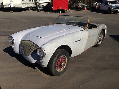 Austin Healey : Other ROADSTER 1955 austin healey 100 4 bn 1 roadster ca car stored years s match 4 resto