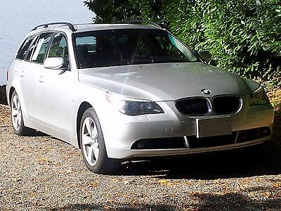 BMW : 5-Series Base Wagon 4-Door 2006 bmw 530 xi t sports wagon awd superb condition a northwest dream ride