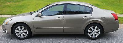 Nissan : Maxima SL 2004 nissan maxima sl 3.5