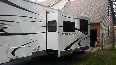 2011 KZ Durango 1500 296BH