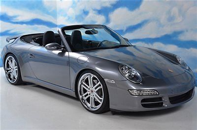Porsche : 911 Navigation * 20inch Vossen Wheels * LOW Miles * Su Navigation * 20inch Vossen Wheels * LOW Miles * Super Clean *
