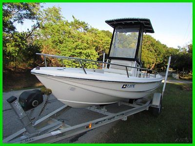 2006 Bay Scout 180 Used