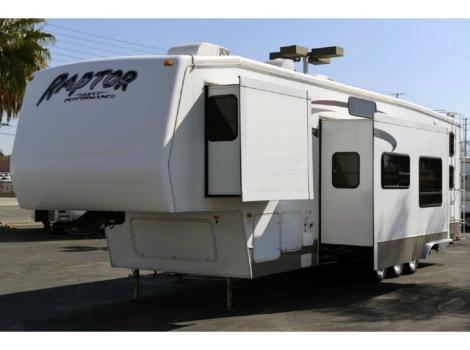 2007 Keystone RAPTOR 3612