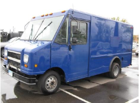 2004 Ford Econoline Commercial Chassis