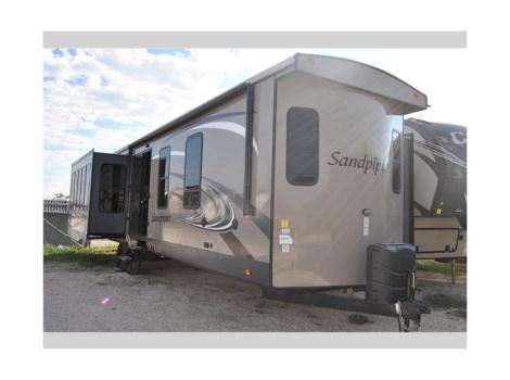 2015 Forest River Rv Sandpiper 393RL