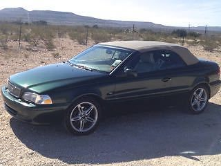 Volvo : C70 Base Convertible 2-Door 2001 volvo c 70 base convertible 2 door 2.4 l super low miles