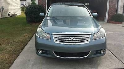 Infiniti : M35 M35X 2008 infiniti m 35 x excellent condition fully loaded