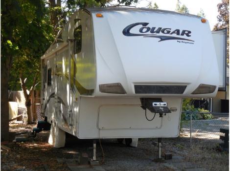 2007 Keystone Cougar 291RLS