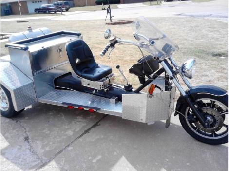 1969 Vw Trike