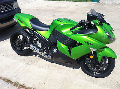 2009 Kawasaki Ninja 1400 Motorcycles for sale