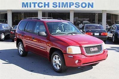 GMC : Envoy ENVOY SUV   LIFETIME GEORGIA SUV  GREAT CARFAX 2004 gmc envoy suv lifetime georgia suv great carfax