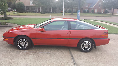 Ford : Probe LX 1989 ford probe lx with low miles and in excellent condition