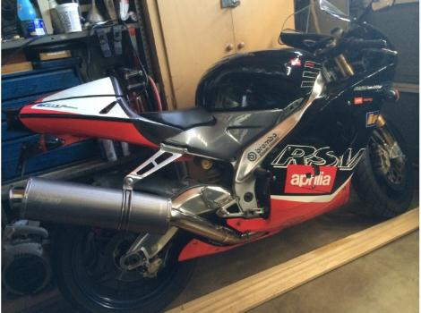 aprilia rsv mille motorcycles for sale. Black Bedroom Furniture Sets. Home Design Ideas