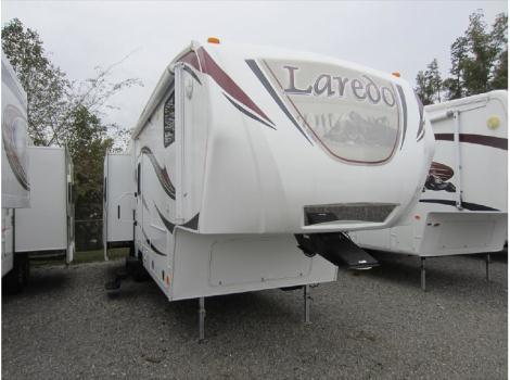 2012 Keystone Laredo 295RK