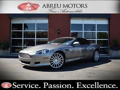 Aston Martin : DB9 Volante 2007 aston martin db 9 volante fantastic condition clean carfax no stories
