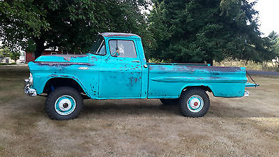 GMC : Other napco 4x4 1959 gmc 100 base 4.4 l