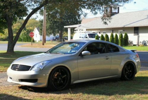 Infiniti : G sport brembo brakes SUPER CLEAN, FANATICALLY MAINTAINED G35 COUPE TASTEFUL MODS  20K+ INVESTED